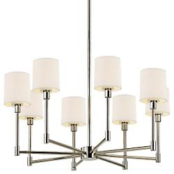 Embassy 8-Light LED Chandelier