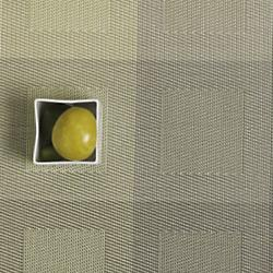 Engineered Squares Table Mat (Green) - OPEN BOX RETURN