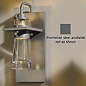 Erlenmeyer Outdoor Wall Sconce (Steel/Lg) - OPEN BOX RETURN