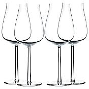 Essence Plus Set of 4 Red Wine Glasses