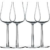 Essence Plus Set of 4 White Wine Glasses