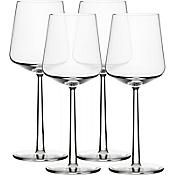 Essence Set of 4 Red Wine Glasses