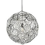 Etch Web Pendant (Stainless Steel) - OPEN BOX RETURN
