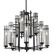 Ethan F2629/8 Multi-Tier Chandelier