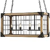 Eufaula Rectangular Chandelier