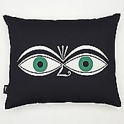 Eyes Graphic Pillow