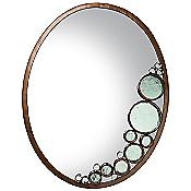 Fascination Oval Mirror