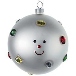 Fioccodineve Ornament (Silver) - OPEN BOX RETURN
