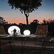 Flatball XXS LED Indoor/Outdoor Lamp