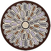 Flora Tufted Pile Rug