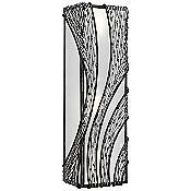 Flow 3-Light Vertical Wall Sconce