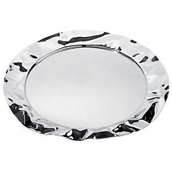 Foix Round Tray (Mirror Polished) - OPEN BOX RETURN