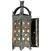 Gables Outdoor Wall Sconce