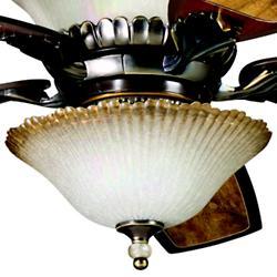 Golden Iridescence Bowl Light Kit