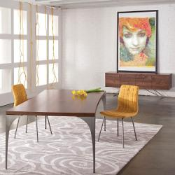 Grace Concave Dining Table