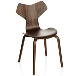 Grand Prix Chair - Wood Legs