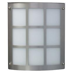 Grid 104/106/108 Indoor/Outdoor Wall Sconce