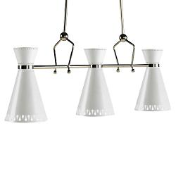 Havana 3 Light Pendant