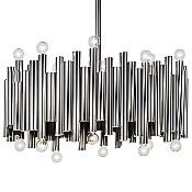 Hero Oval Chandelier