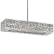 Hidden Gems LED Linear Pendant