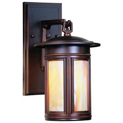 Highland Park Large Outdoor Wall Sconce
