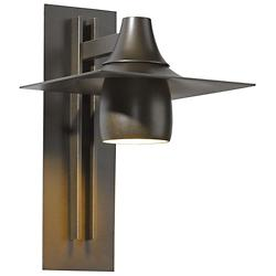 Hood Outdoor Dark Sky Wall Sconce 306567