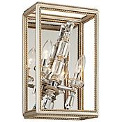 Houdini Clear Wall Sconce