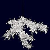 Ice Branch Pendant