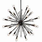 Imogene Chandelier (Vintage Brass/Small) - OPEN BOX RETURN