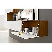 Inbox Horizontal Wall Unit – Drop-Down Door