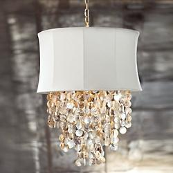 Ivory Bell Pendant