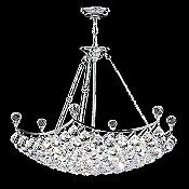 Jacqueline Large Chandelier Bowl