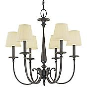 Jefferson 6-Light Chandelier