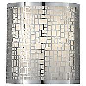 Joplin Wall Sconce (Chrome) - OPEN BOX RETURN