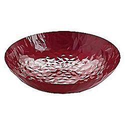 Joy N. 1 Colored Centerpiece (Pomegranate) - OPEN BOX RETURN
