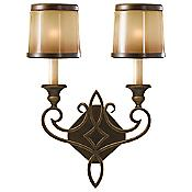 Justine 2-Light Wall Sconce