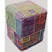 Khema8 Square Pouf