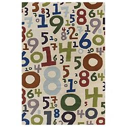 Kids Numbers Rug