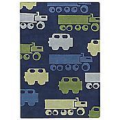 Kids Trucks Rug