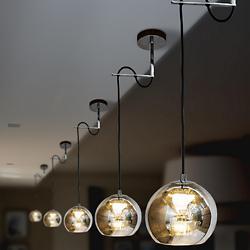 Kubric LED Pendant