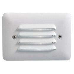 LED Louvered Step Light