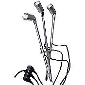 LED Outdoor Spike Set Ground Lamp