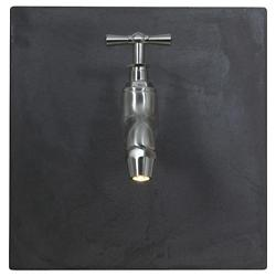LEDFaucet Wall Sconce