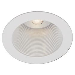 "LEDme 3"" Round Trim with Baffle"