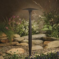 Landscape LED Broad Roof Path Light