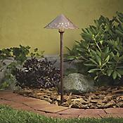 Landscape LED Decorative Hammered Roof Path Light