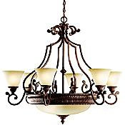 Larissa Chandelier with Bowl