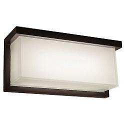 Ledge Indoor/Outdoor Horizontal LED Wall Sconce