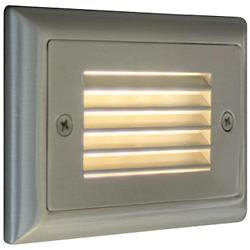 Ledra Horizontal Louver Step Light