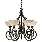 Legato 5-Light Chandelier